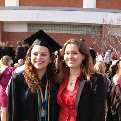 Izzy Graduation