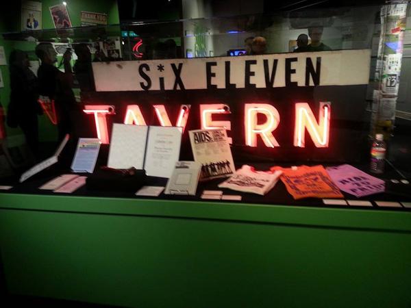 Reaveling queer exhibit