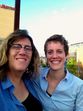 Susan Stryker and Megan Weinand